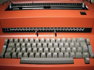 IBM Selectric / Photo: Todd Lappin /  https://creativecommons.org/licenses/by-nc/2.0/legalcode