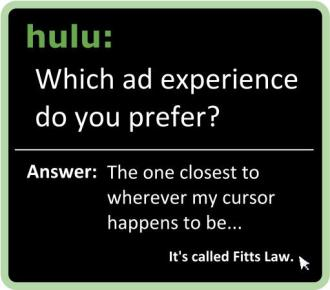 hulu-fitts-law